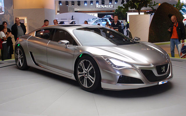 Peugeot RC HYMotion 4