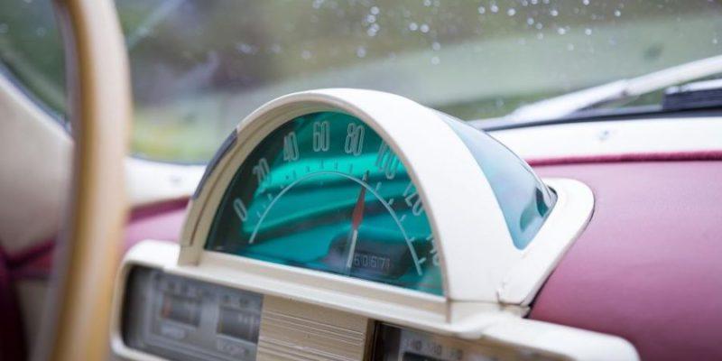 vitesse voiture